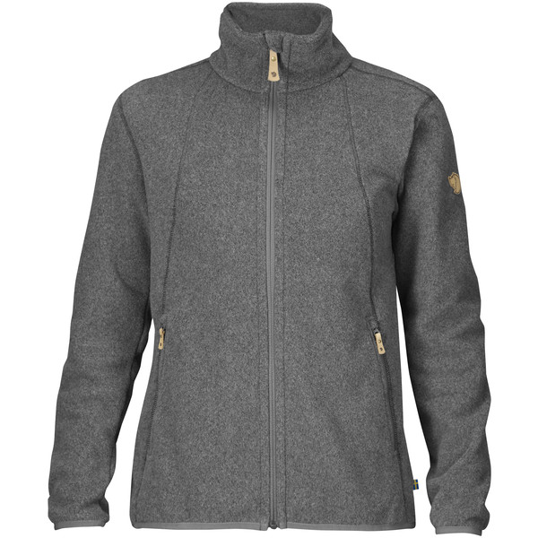 Fjällräven Stina Fleece W Dark Grey