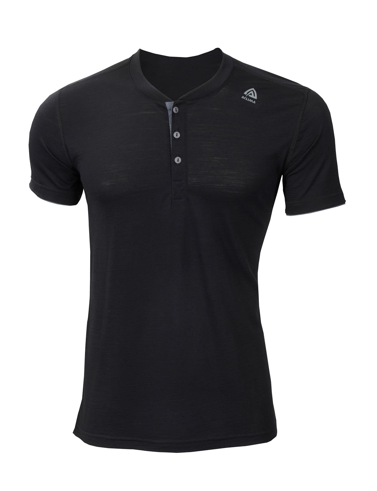 Aclima LightWool Henley shirt