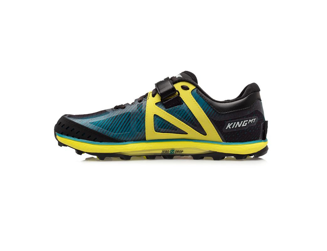 Altra King MT 2 Teal / Lime