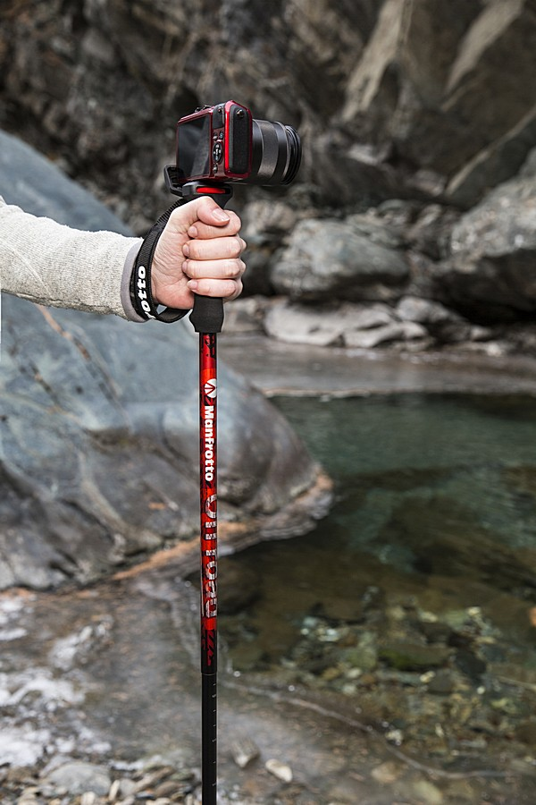Manfrotto Off Road Walking Sticks Green