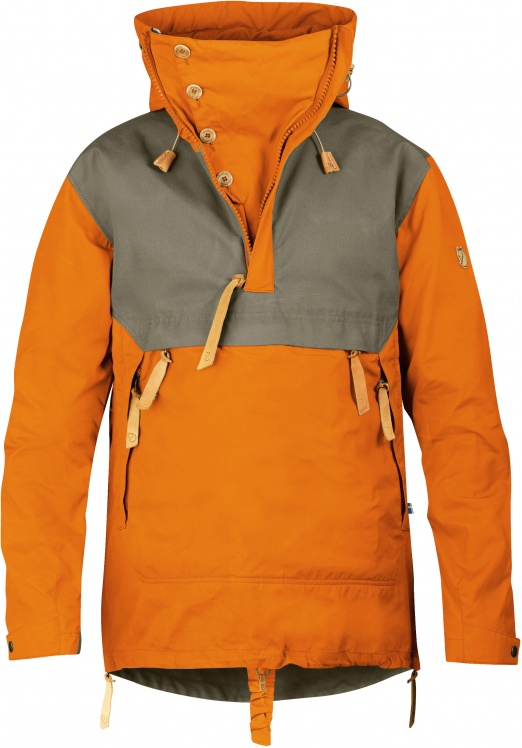 Fjällräven Anorak No.8 Burnt Orange