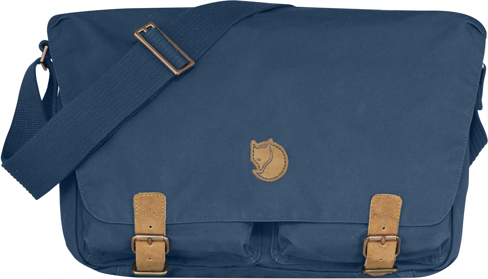 Fjällräven Övik Shoulder Bag Uncle Blue