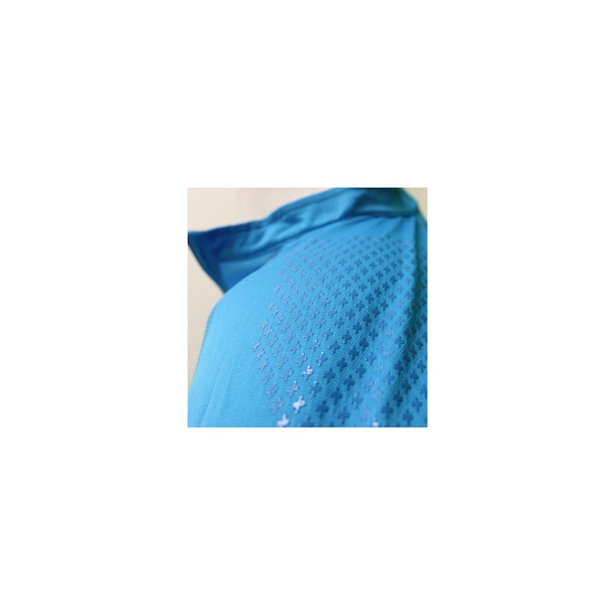 Raidlight Active Run Top Lady Electric Blue