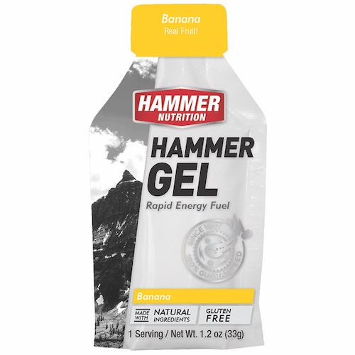 Hammer Energy Gel Banana