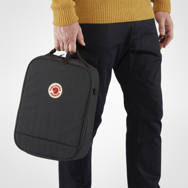 Fjällräven Kånken Photo Insert Black