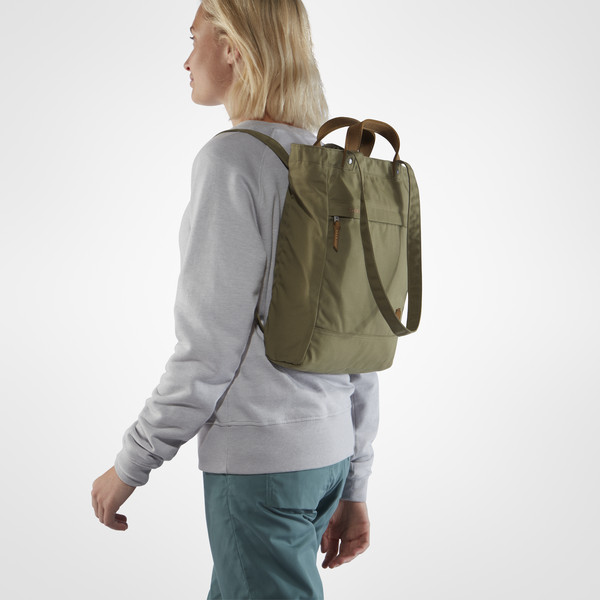 Fjällräven Totepack No.1 Small Green
