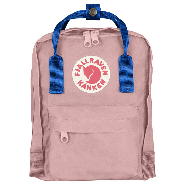 Fjällräven Kånken Mini Pink / Air Blue
