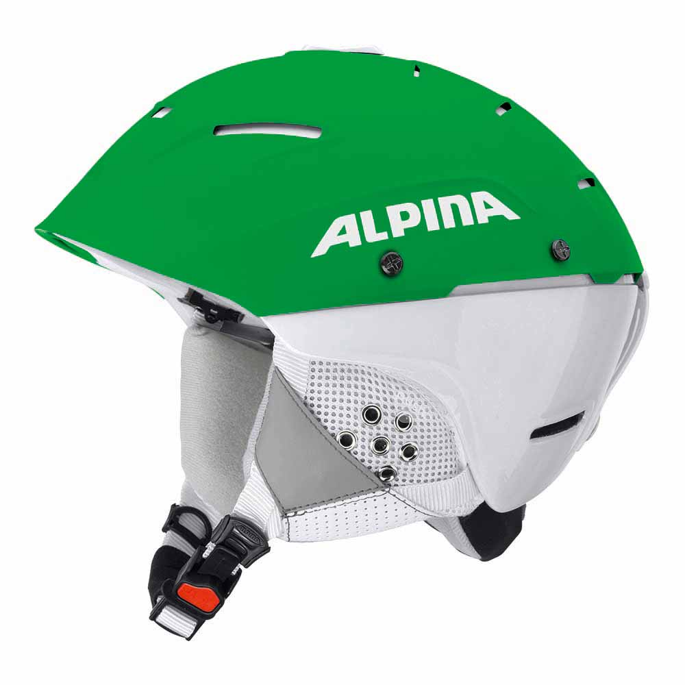 Alpina Cheos SL Green / White